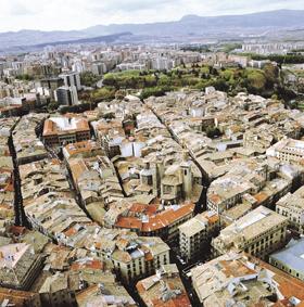 Pamplona vista aérea